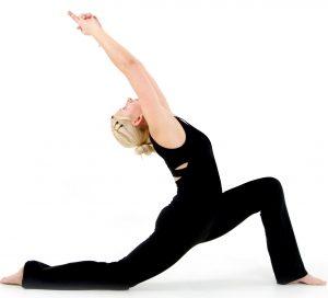 Ewelina Hagen, yogadocente