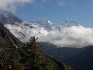 yogavakantie Nepal